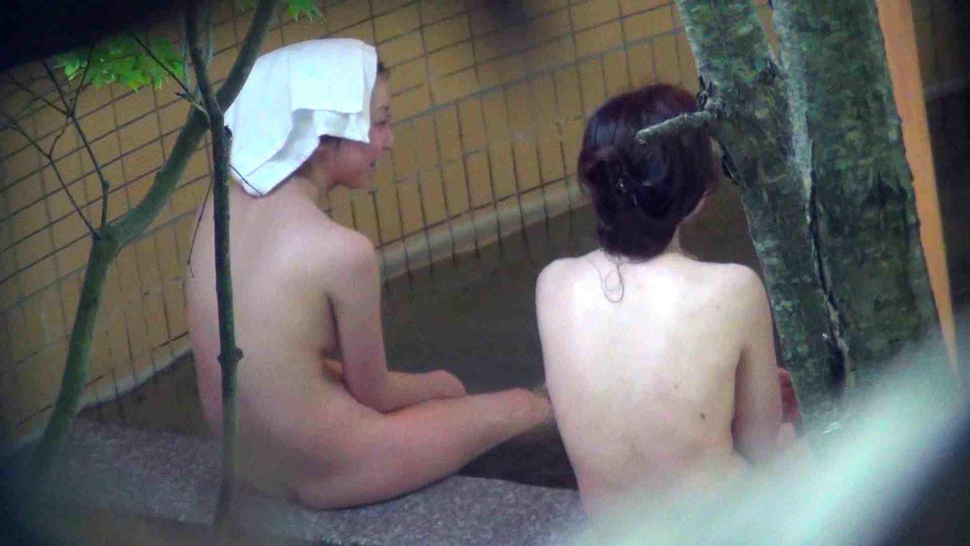 Vol.44 アラサー三人露天風呂女子会開催中 0   0  107画像 7