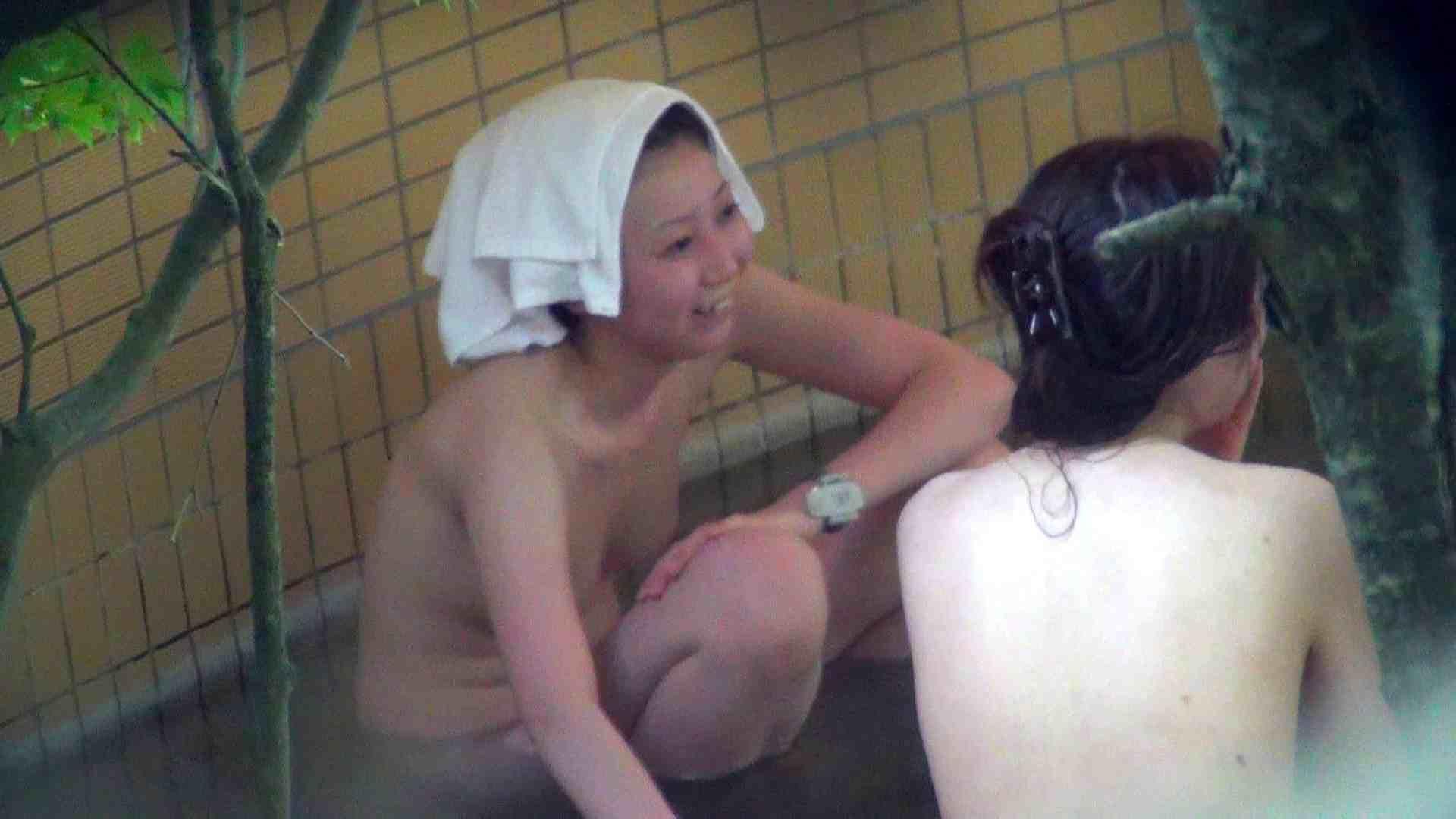 Vol.44 アラサー三人露天風呂女子会開催中 0   0  107画像 105