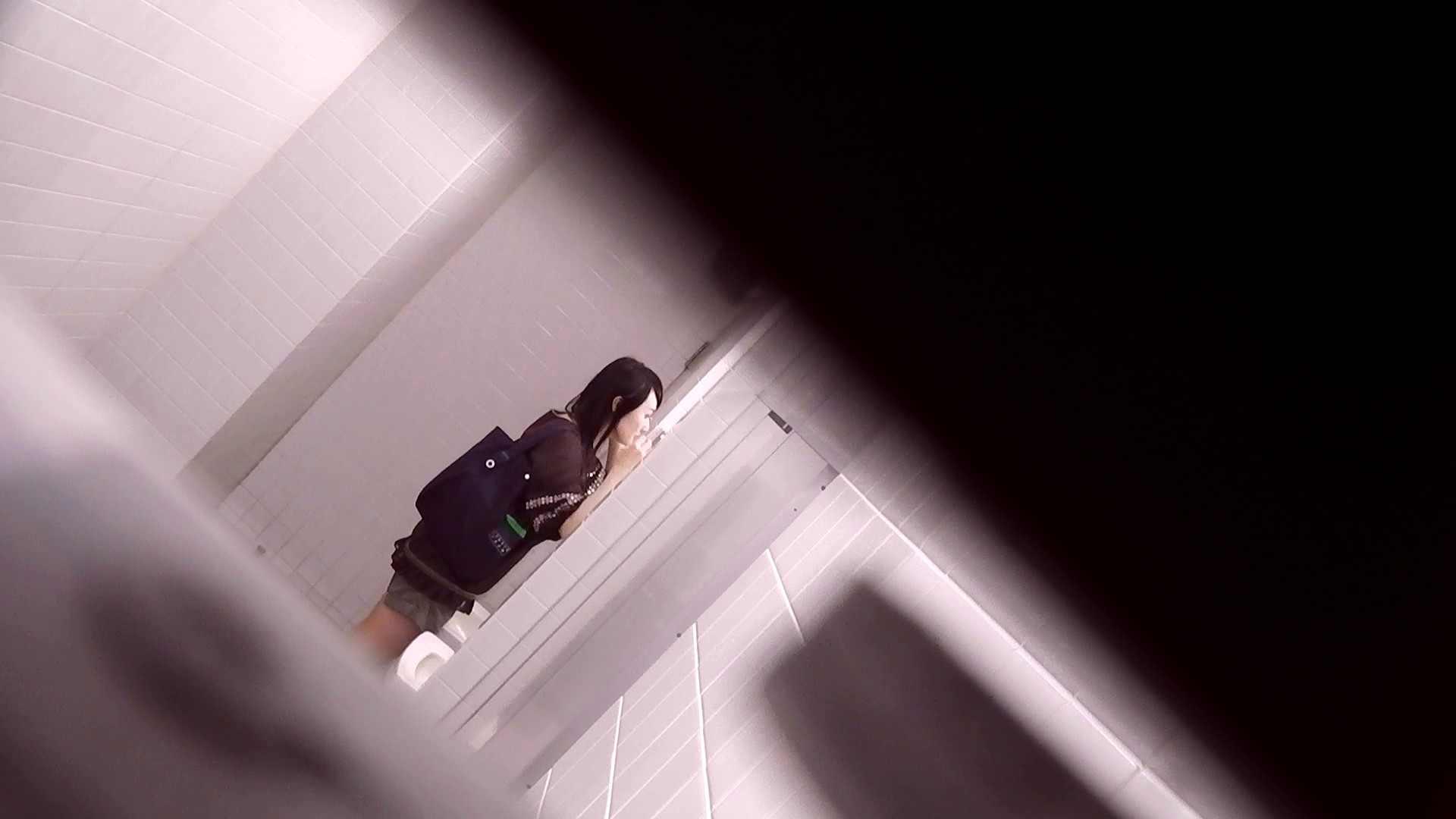 お銀さんの「洗面所突入レポート!!」Nol.15 美人 | 0  82画像 61