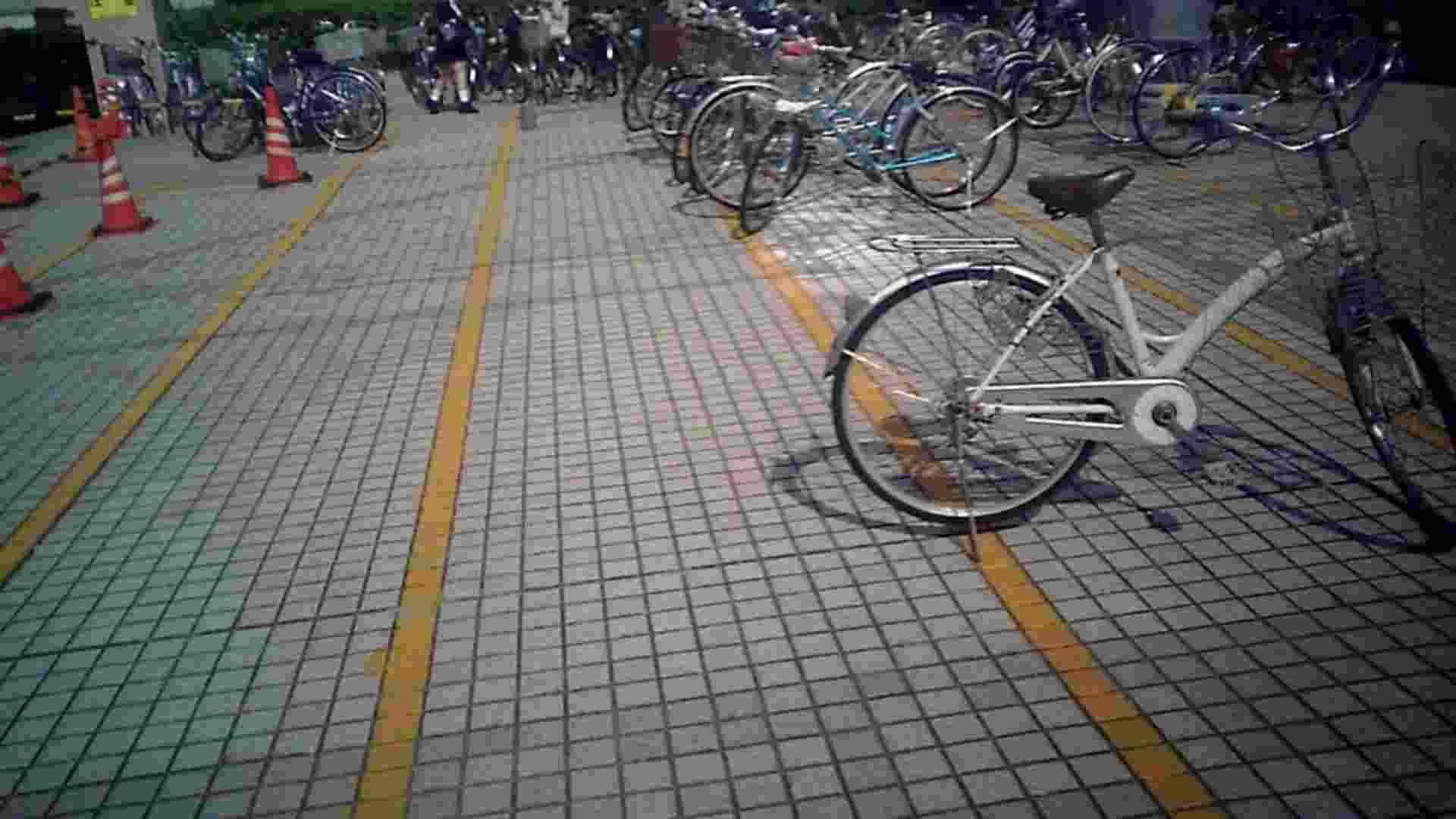 自転車パンチラ Vol.04 0   0  89画像 1