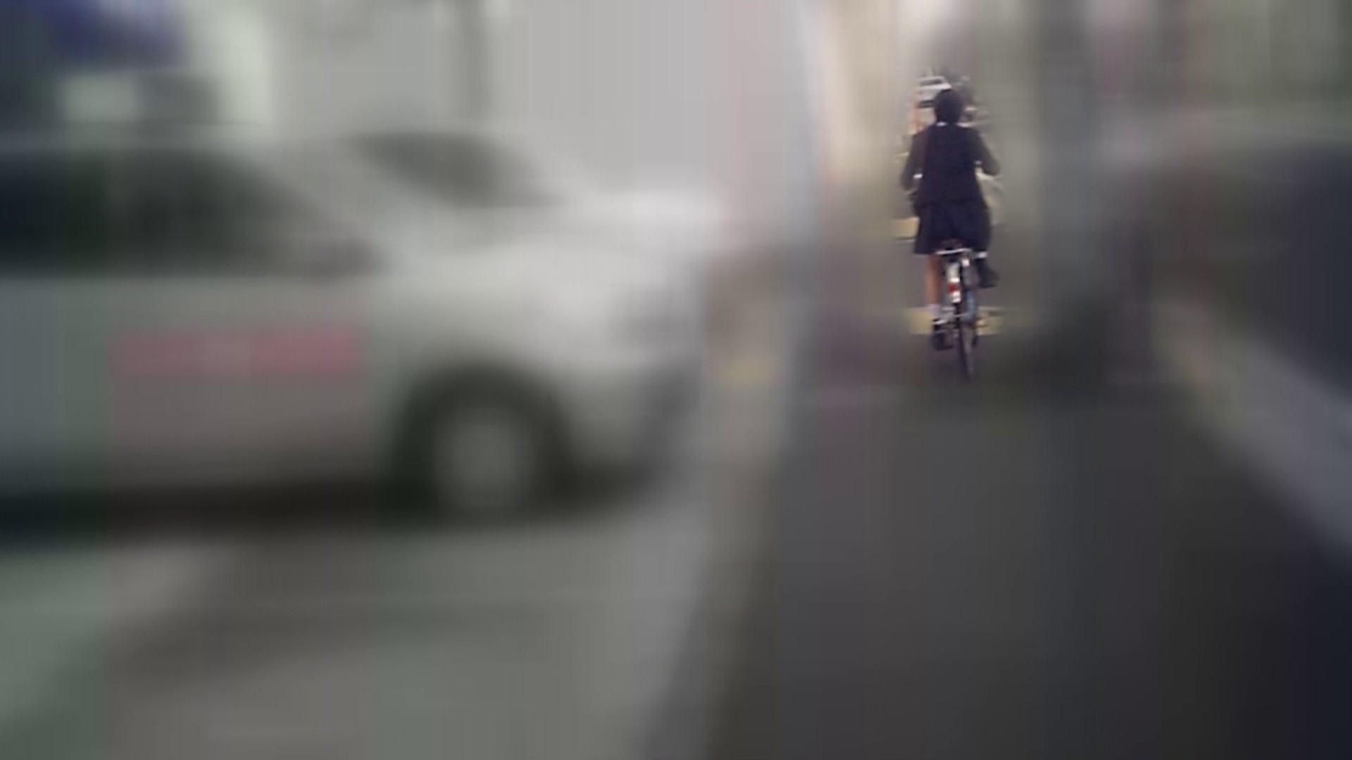 自転車パンチラ Vol.04 0   0  89画像 55