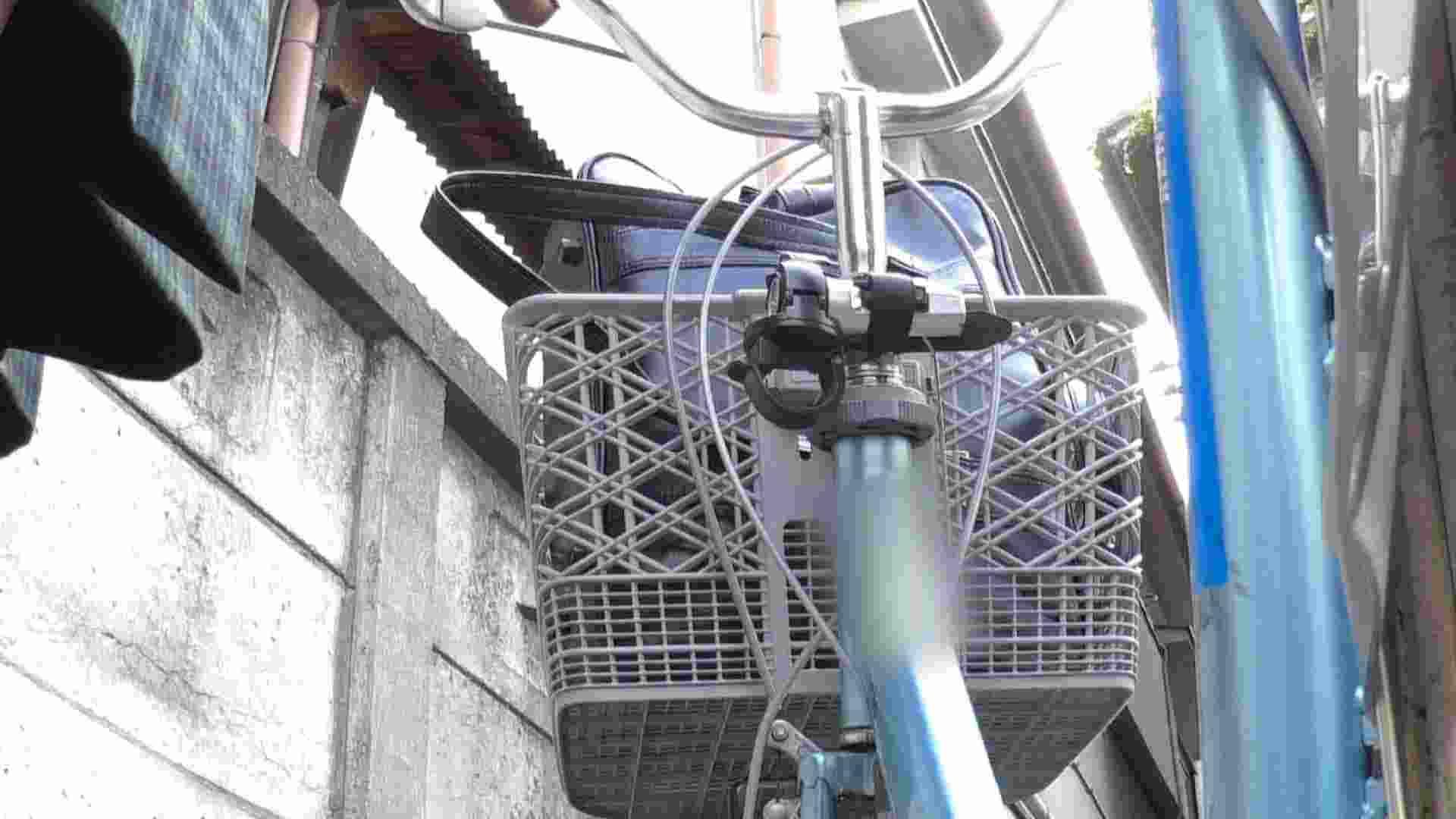 自転車パンチラ Vol.04 0   0  89画像 83