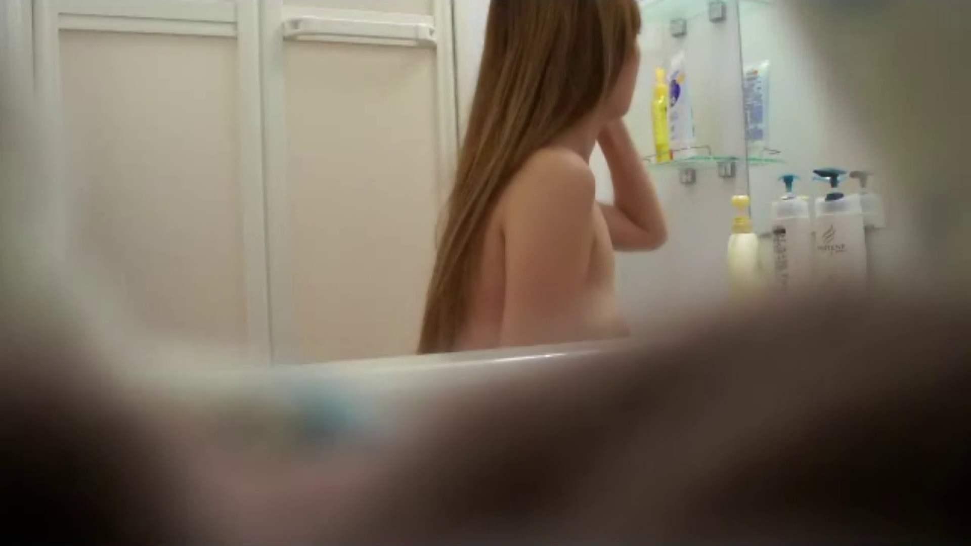 二人とも育てた甲斐がありました… vol.30 泊まりに来たユリナの入浴 入浴   0  110画像 32