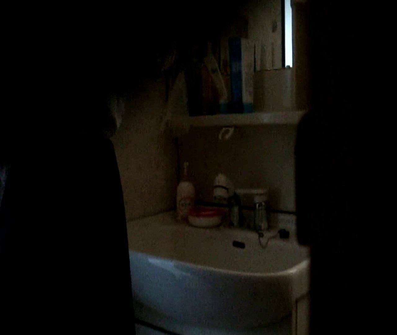 二人とも育てた甲斐がありました… vol.05 まどかが洗顔後にブラを洗濯 盗撮特集   おまんこ  86画像 2