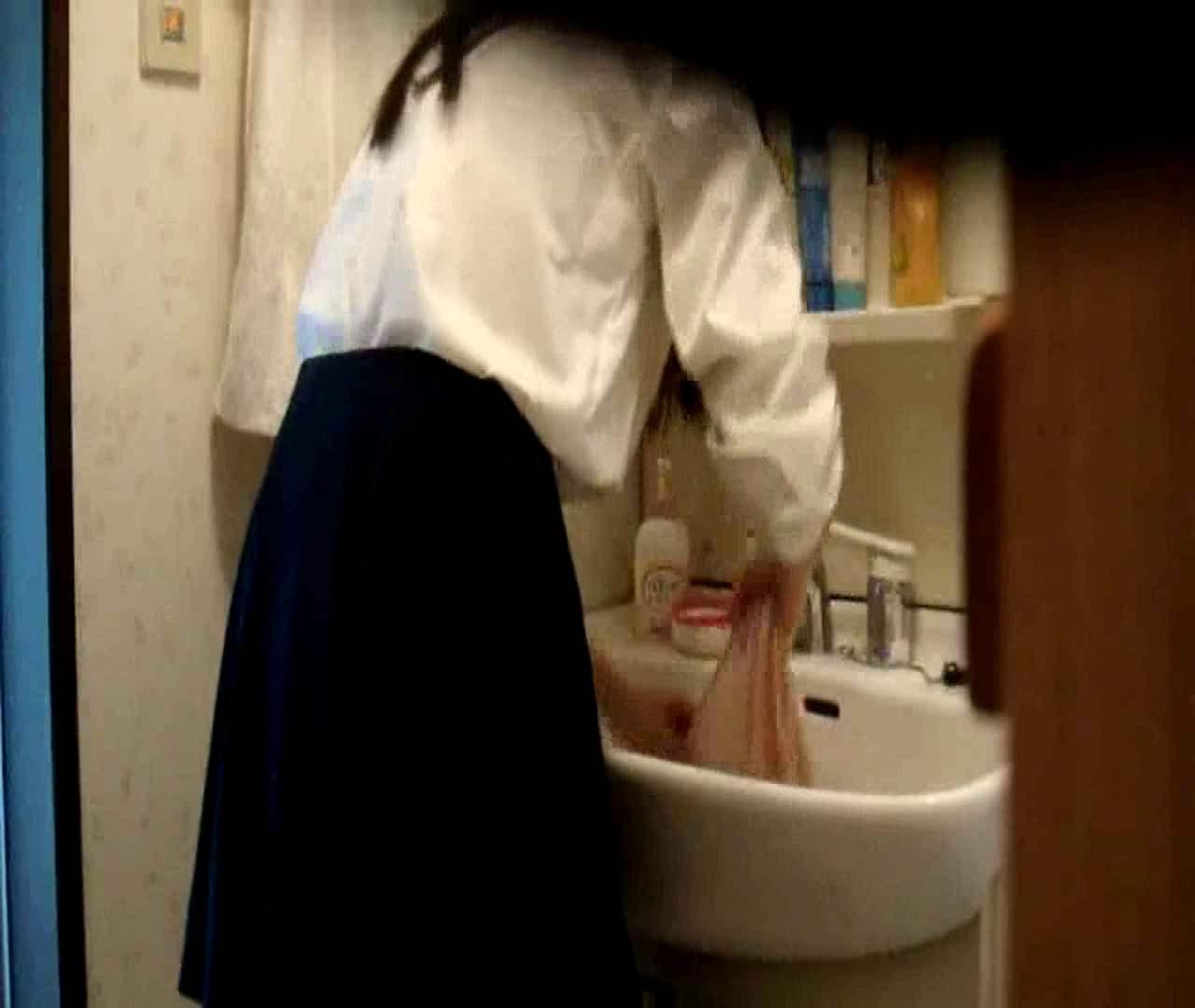 二人とも育てた甲斐がありました… vol.05 まどかが洗顔後にブラを洗濯 盗撮特集   おまんこ  86画像 10