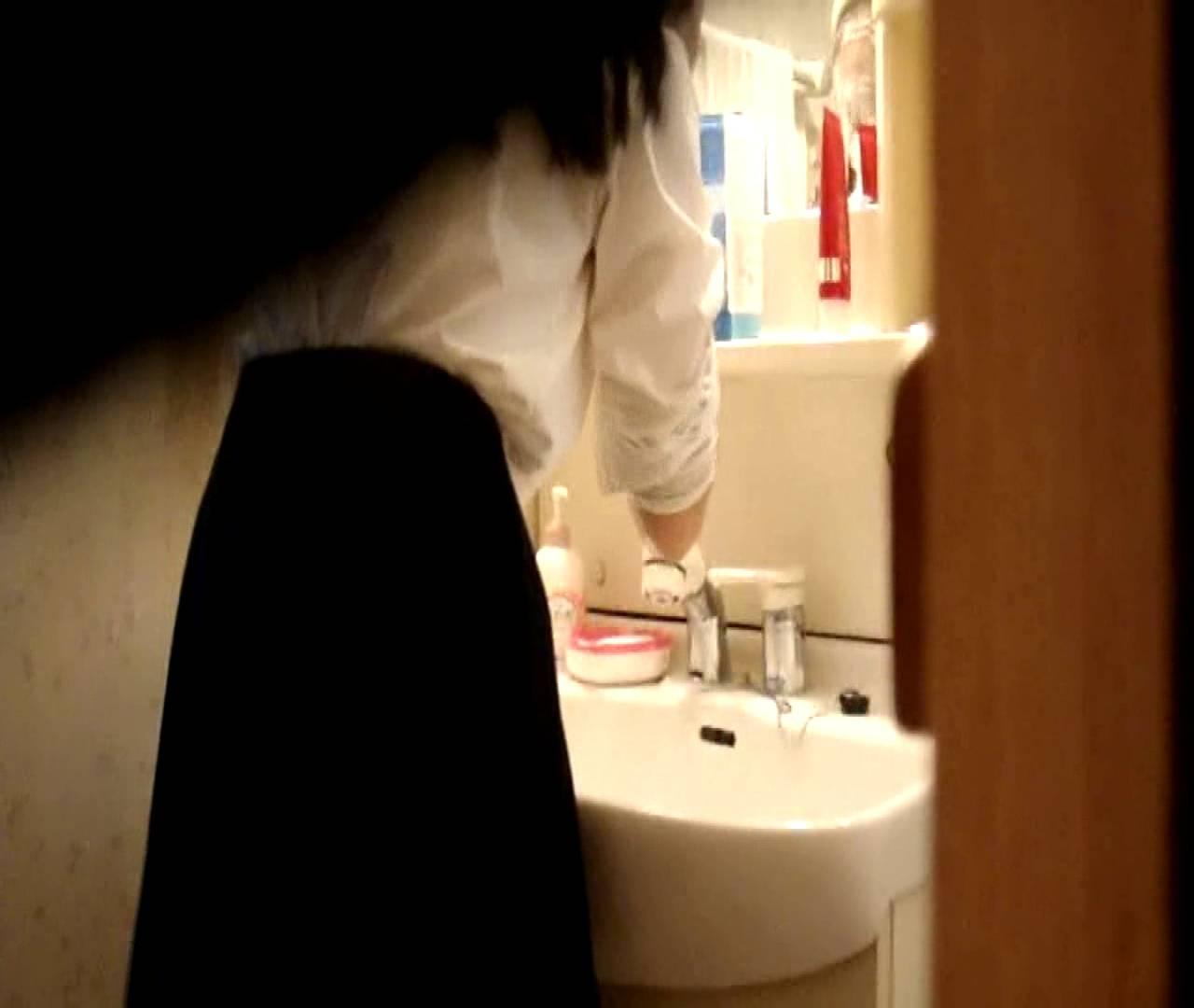 二人とも育てた甲斐がありました… vol.05 まどかが洗顔後にブラを洗濯 盗撮特集   おまんこ  86画像 41