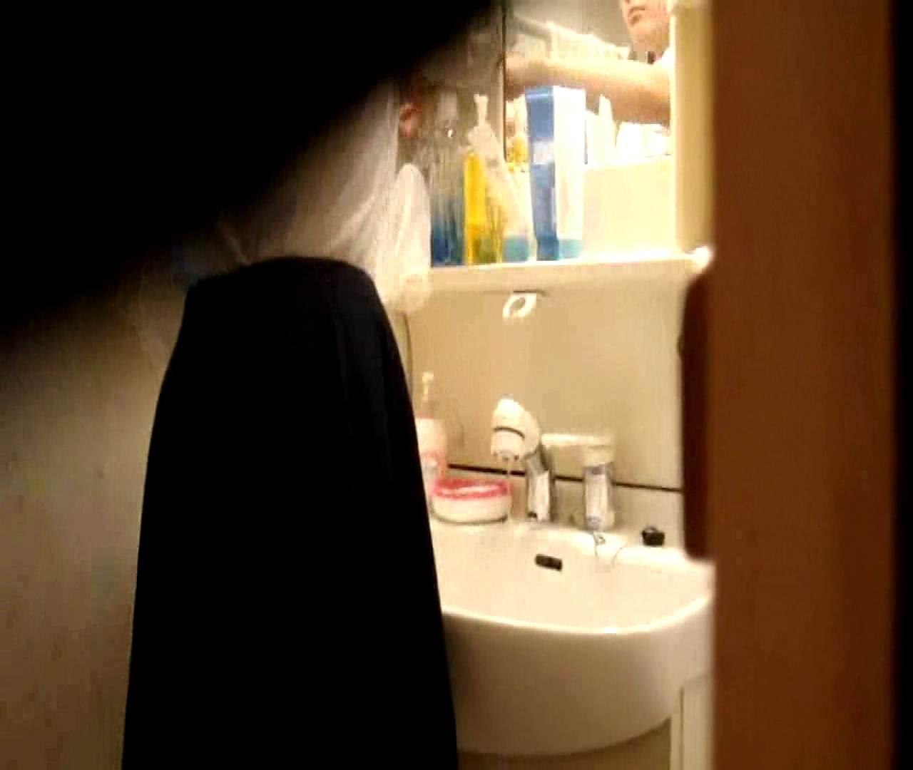 二人とも育てた甲斐がありました… vol.05 まどかが洗顔後にブラを洗濯 盗撮特集   おまんこ  86画像 49