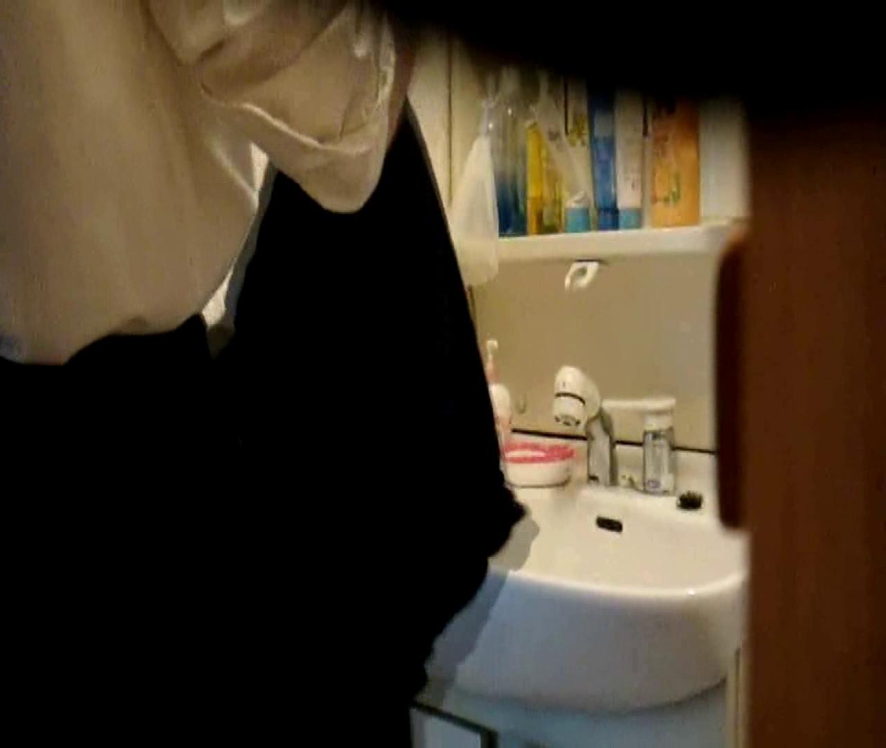二人とも育てた甲斐がありました… vol.05 まどかが洗顔後にブラを洗濯 盗撮特集   おまんこ  86画像 71