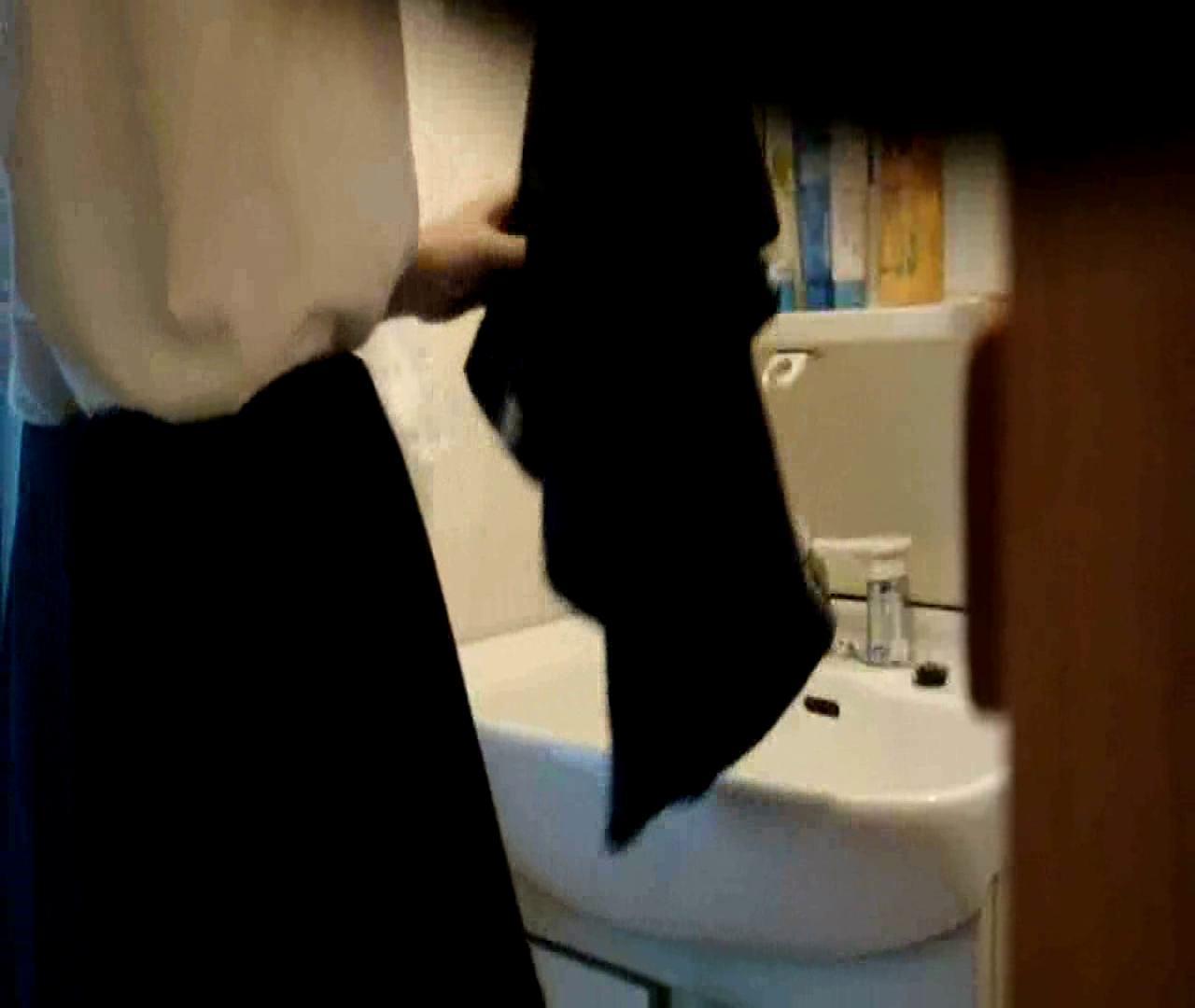 二人とも育てた甲斐がありました… vol.05 まどかが洗顔後にブラを洗濯 盗撮特集   おまんこ  86画像 73