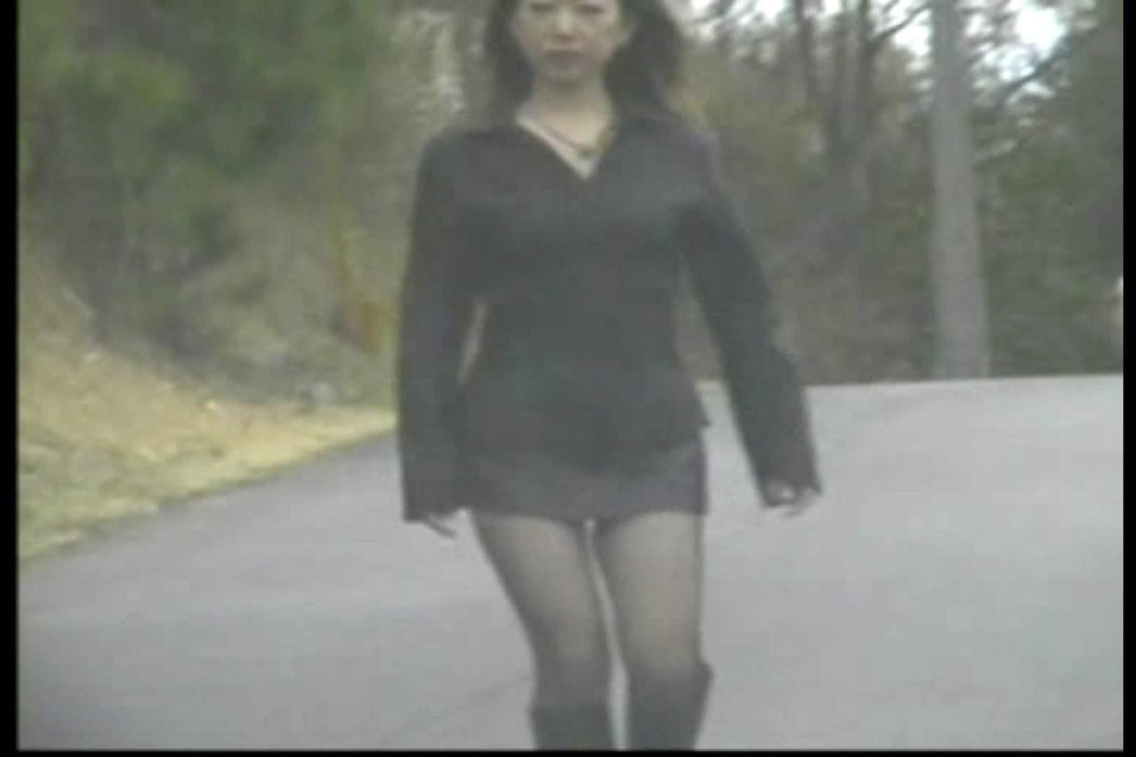 美熟女の野外露出プレイ2 魅力   0  85画像 7